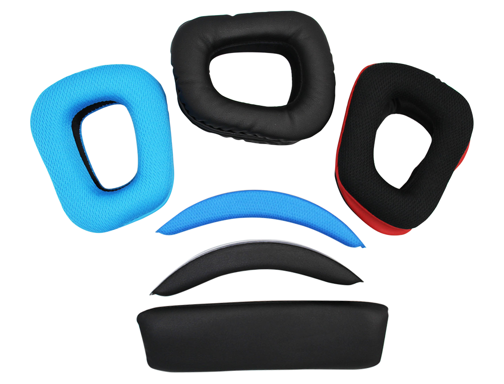 G35 G930 G430 F450 Replacemetn Ear Pads Headband