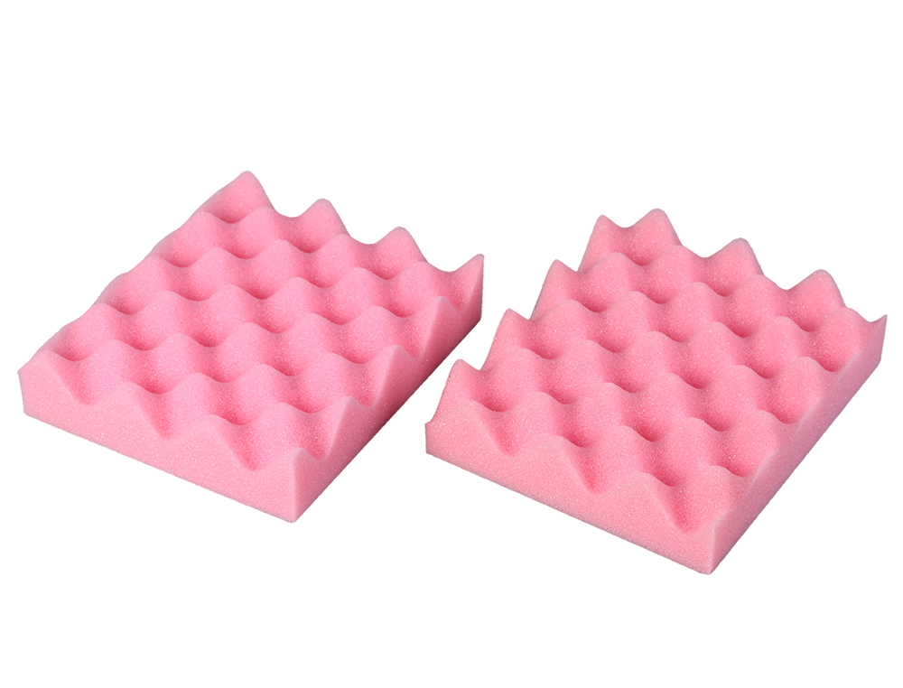 Packing foam