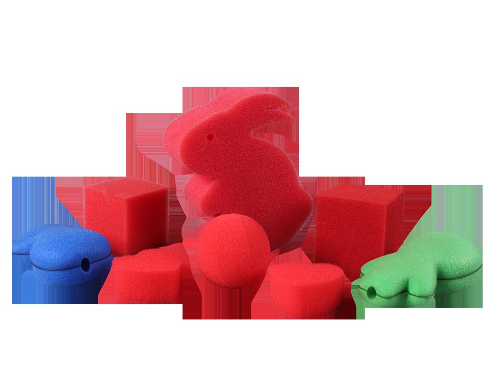 Toy foam